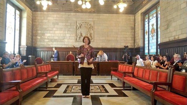 Av.- Madrenas (JxCat) repeteix com a alcaldessa de Girona en minoria