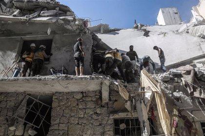 Al menos 35 muertos entre militares sirios, rebeldes y yihadistas en pleno repunte de los combates en Siria