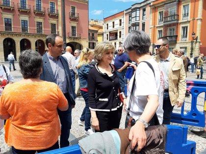 Carcedo recuerda a los afectados la limitación del Gobierno en este caso de la estafa de iDental
