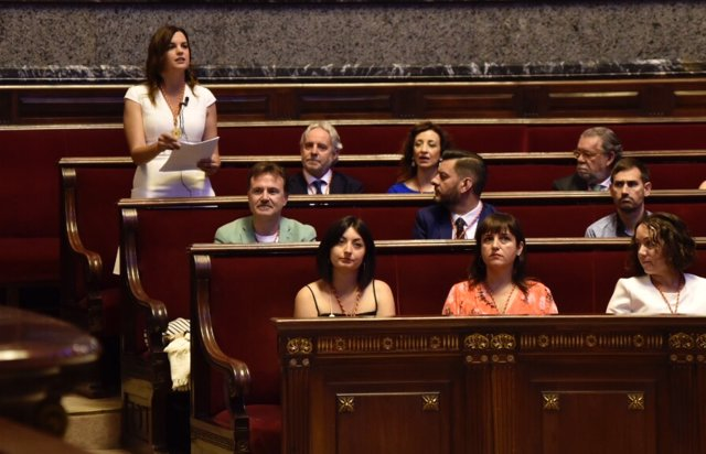 Sesión de constitución del Ayuntamiento de Valencia