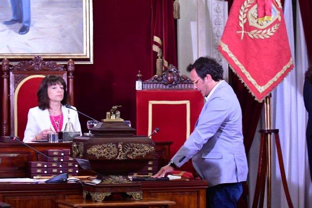 Cádiz.- 26M.- El PSOE logra 22 alcaldías, por 6 del PP, 5 de Adelante, 5 de IU, 4 de AxSí y 3 independientes