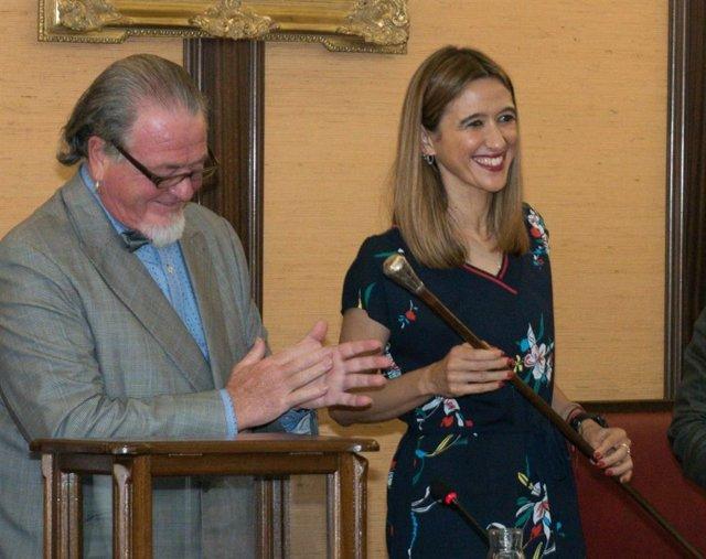 Núria Parlon (PSC), triada alcaldessa de Santa Coloma de Gramanet (Barcelona) per quarta vegada