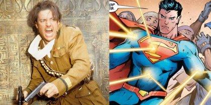 El día que Brendan Fraser estuvo a punto de ser Superman