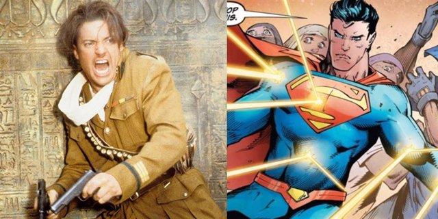 El día que Brendan Fraser estuvo a punto de convertirse en Superman
