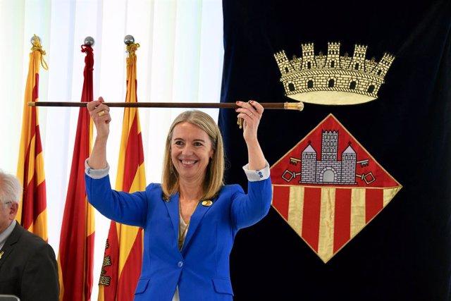La republicana Mireia Ingla és triada alcaldessa de Sant Cugat del Vallès (Barcelona)