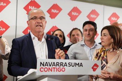 Enrique Maya (Navarra Suma), nuevo alcalde de Pamplona