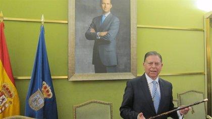 Alfredo Canteli recupera la Alcaldía de Oviedo para el PP con los votos de Ciudadanos