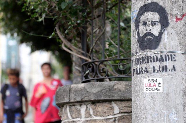 Brasil.- El PT de Brasil denuncia la existencia de una persecución judicial contra Lula