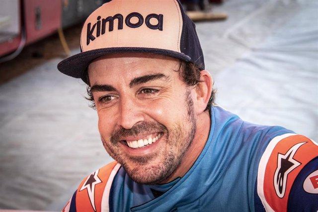 """Fórmula 1.- Fernando Alonso: """"Ha sido positivo estar de vuelta a la F1 estos últimos dos días"""""""