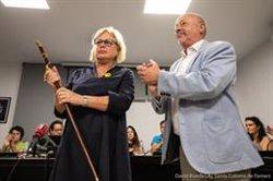 Un pacte d'última hora entre ERC i JxCat fa alcaldessa Susagna Riera a Santa Coloma de Farners (ACN)
