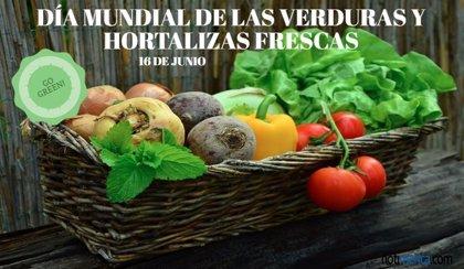 16 de junio: Día Mundial de las Verduras y Hortalizas Frescas, ¿qué beneficios tiene comerlas?