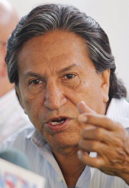 La Fiscalía peruana solicitará la extradición del expresidente Alejandro Toledo