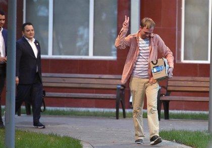 Moscú se prepara para una gran manifestación contra la Policía por denigrar al periodista Igor Golunov