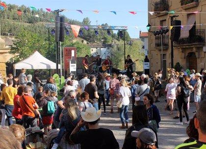 """La III edición del 'Tarón Country Festival' de Cuzcurrita de Río Tirón se afianza como cita """"ineludible"""""""