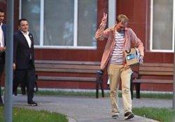 Moscou es prepara per a una gran manifestació contra la policia per denigrar el periodista Igor Golunov (Ivan Vodop'janov)