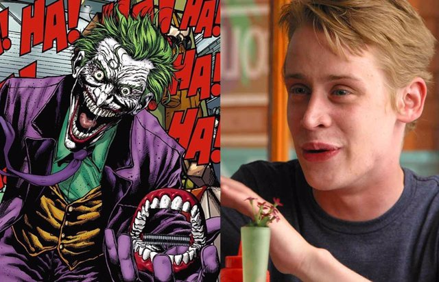 PARA DOMINGO Así sería Macaulay Culkin como Joker en el Batman de Robert Pattinson