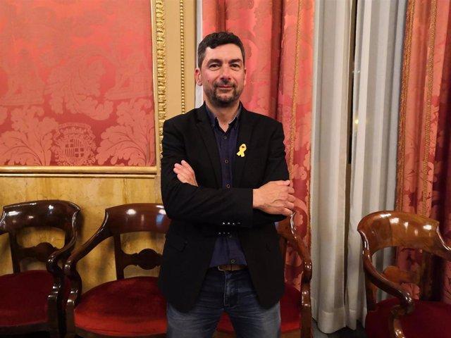 AMP.- Eines de País elige a Joan Canadell como candidato a presidir la Cámara de Barcelona