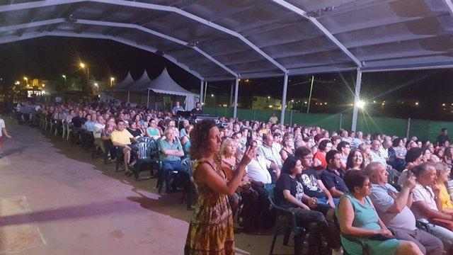 Almería.- EMBARGADA PARA EL DOMINGO HASTA LAS 12,00 HORAS
