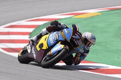 Àlex Márquez se pone líder de Moto2 con su 'hat-trick' y  Ramírez se estrena en Moto3