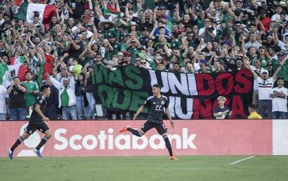 México golea a Cuba en su estreno en la Copa Oro con triplete de Antuna