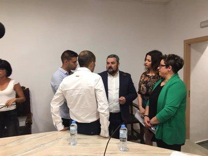 IU-Podemos rectifica y hará alcalde de Zalamea al candidato del PSOE, Miguel Ángel Fuentes
