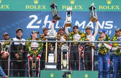 Fernando Alonso vence en Le Mans y se proclama campeón del Mundial de Resistencia