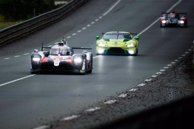 AV.- Motor.- Fernando Alonso vence en las 24 Horas de Le Mans y se proclama camp