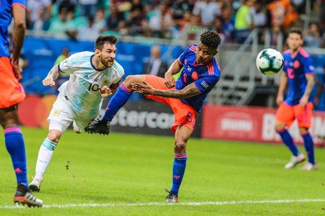 2019 Copa America - Argentina vs Colombia