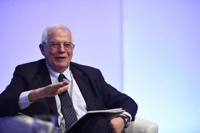 El ministro Borrell cierra una vista de dos días a Líbano
