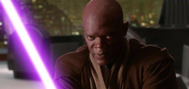 Samuel L. Jackson quiere volver a ser el jedi Mace Windu en Star Wars