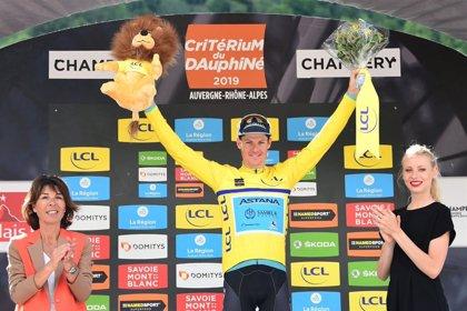 Fuglsang se adjudica el Critérium del Dauphiné