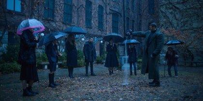 The Umbrella Academy comienza el rodaje de la 2º temporada