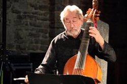 La col·legiata del castell de Cardona celebra 1000 anys d'història amb un concert de Jordi Savall (ACN)