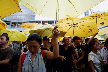 Liberan al activista Joshua Wong, líder de la 'Revolución de los Paraguas' en Hong Kong