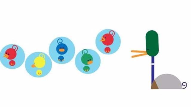 Google celebra el Día del Padre con un animado 'doodle'
