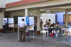 Centenars de detinguts a Guatemala durant una jornada electoral que continua amb diversos incidents aïllats (Javier Lira/Notimex/dpa)