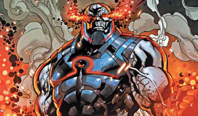 Primera imagen oficial del Darkseid de Zack Snyder en Liga de la Justicia