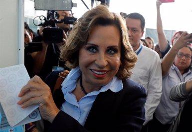 L'ex-primera dama Sandra Torres lidera la primera volta de les presidencials a Guatemala (REUTERS / LUIS ECHEVERRIA)