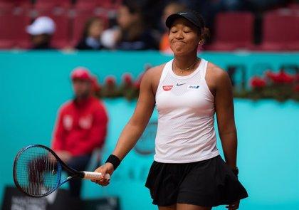 Osaka sigue liderando el ranking WTA y Muguruza cae al puesto 26