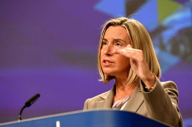 O.Próximo.- La UE pide investigación del ataque a petroleros en el golfo de Omán y evita señalar a Irán