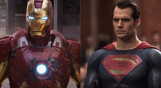 Iron-Man confirma que Superman existe en el Universo Marvel