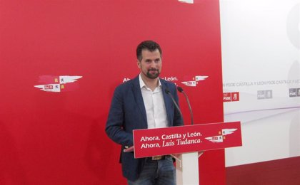 Tudanca afea a Cs que no hablara con el PSOE y que apoye al PP a la vez que le denuncia por corrupción