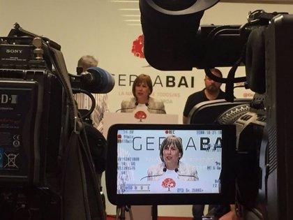 Geroa Bai quiere presidir el Parlamento de Navarra y que PSN y EH Bildu tengan un puesto en la Mesa