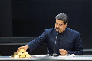 ¿Por qué EEUU quiere retener y alejar el oro de Venezuela?