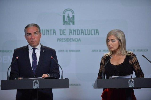"""La Junta se plantea aumentar la """"eficacia"""" de los entes instrumentales sin que eso """"conlleve necesariamente despidos"""""""