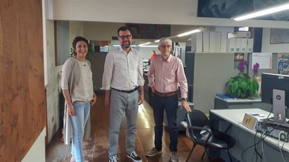 Los regidores de MÉS-Estimam Palma se incorporan a sus áreas de gestión en Cort