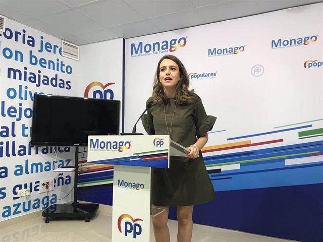"""El PP valora su """"lección de democracia"""" frente al """"espectáculo"""" del PSOE en la constitución de varios ayuntamientos"""