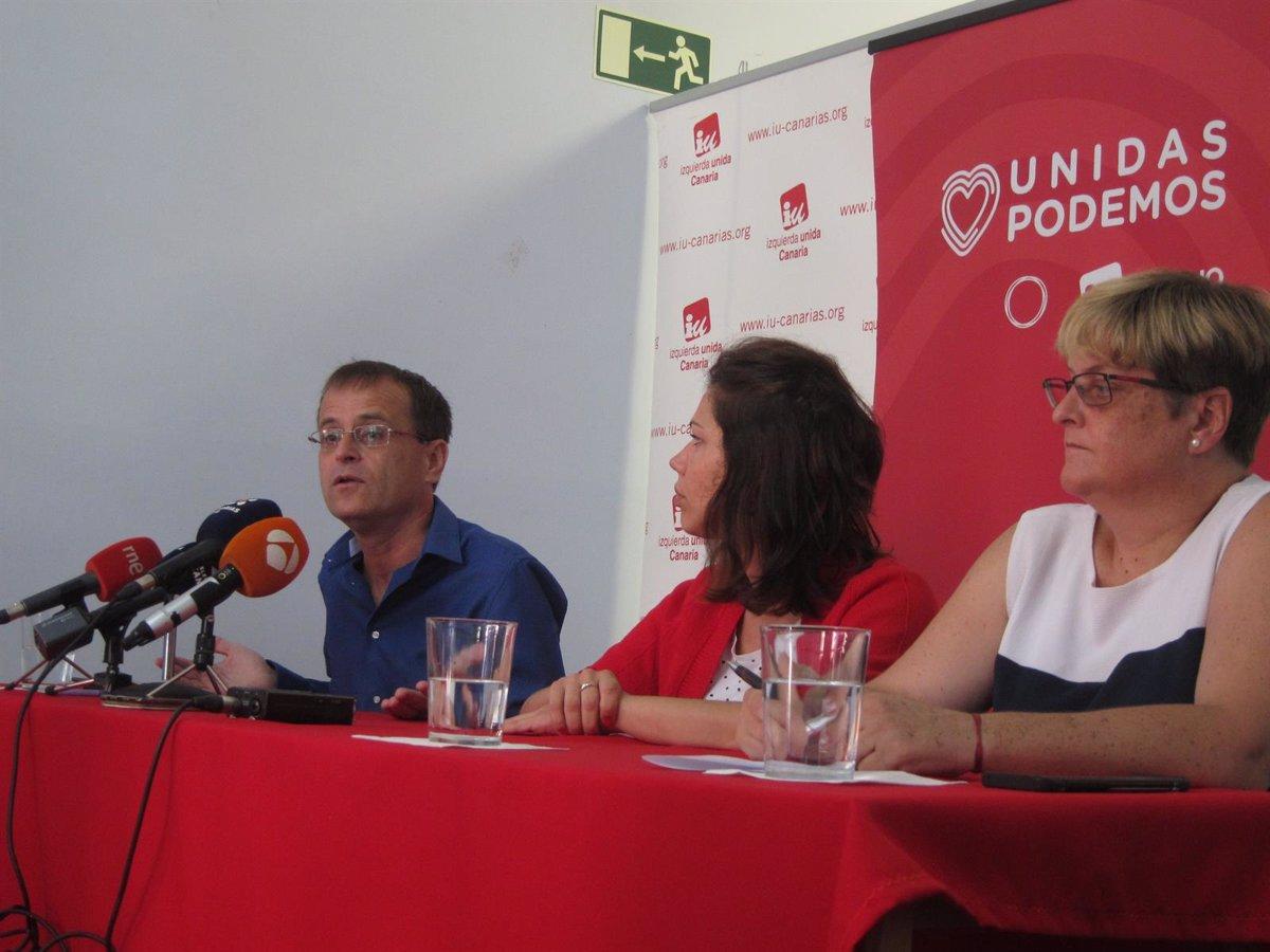 """Trujillo dice que no van a """"firmar nada"""" con la formación de naranja pero descarta que pueda haber una censura en Santa Cruz"""
