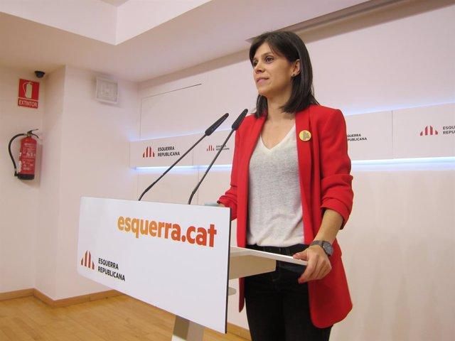 """ERC manté la incògnita sobre la investidura de Sánchez i diu que """"no és urgent"""" decidir"""