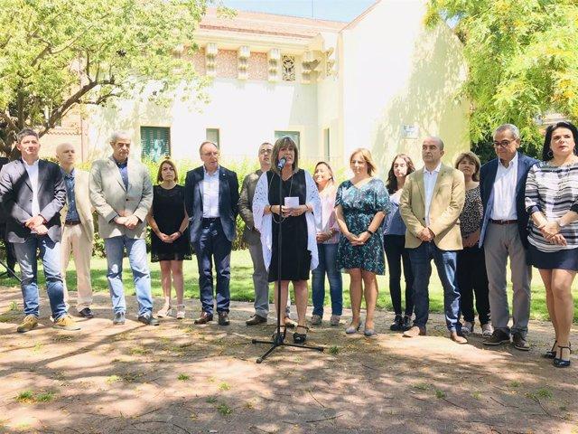 """Marín dissenya un govern amb nou àrees per """"encarar una gran transformació"""" de L'Hospitalet"""